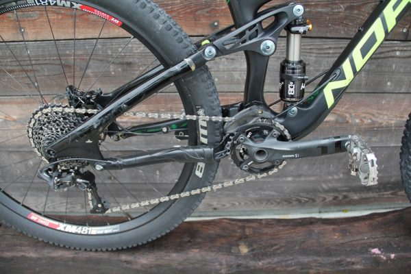 mtb usata Norco Sight 27.5 Carbon