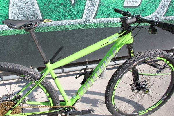 mtb usata Cannondale Fsi Carbon Team