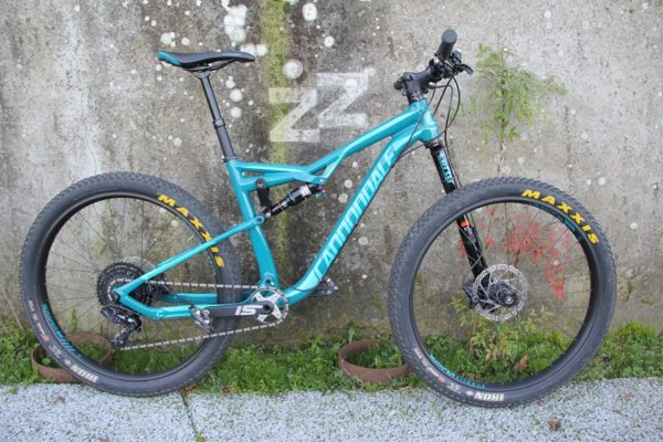 mtb usata Cannondale Bad Habit