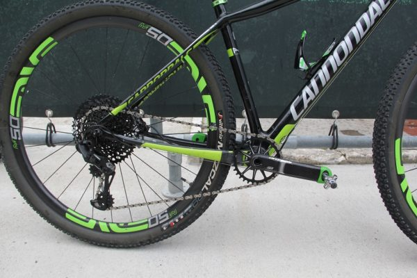 Cannondale Fsi HM Carbon Team
