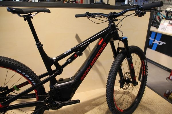 Rocky Mountain Instinct E-Bike