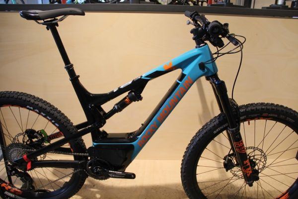 Rocky Mountain Altitude E-Bike